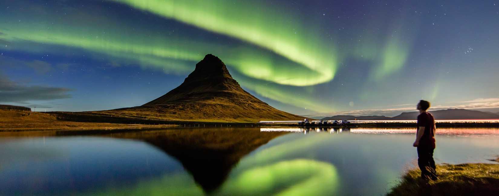 Nordlyset - Island