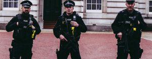 Britisk politi