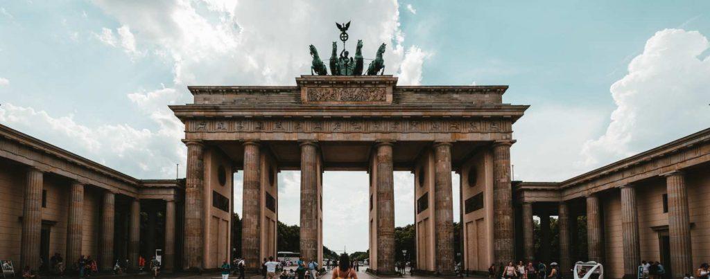 Brandenburg, Berlin Tyskalnd