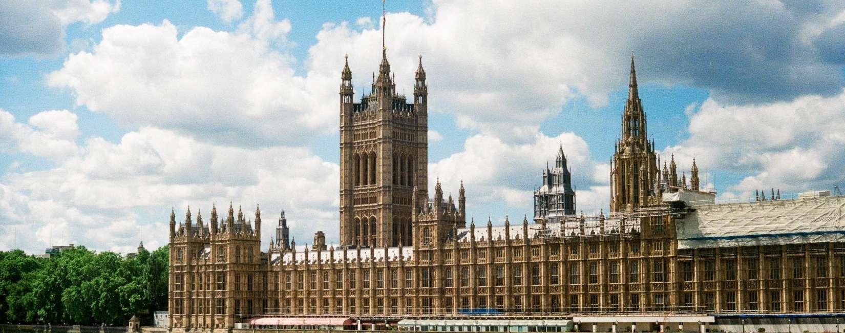 Det britiske pralamentet