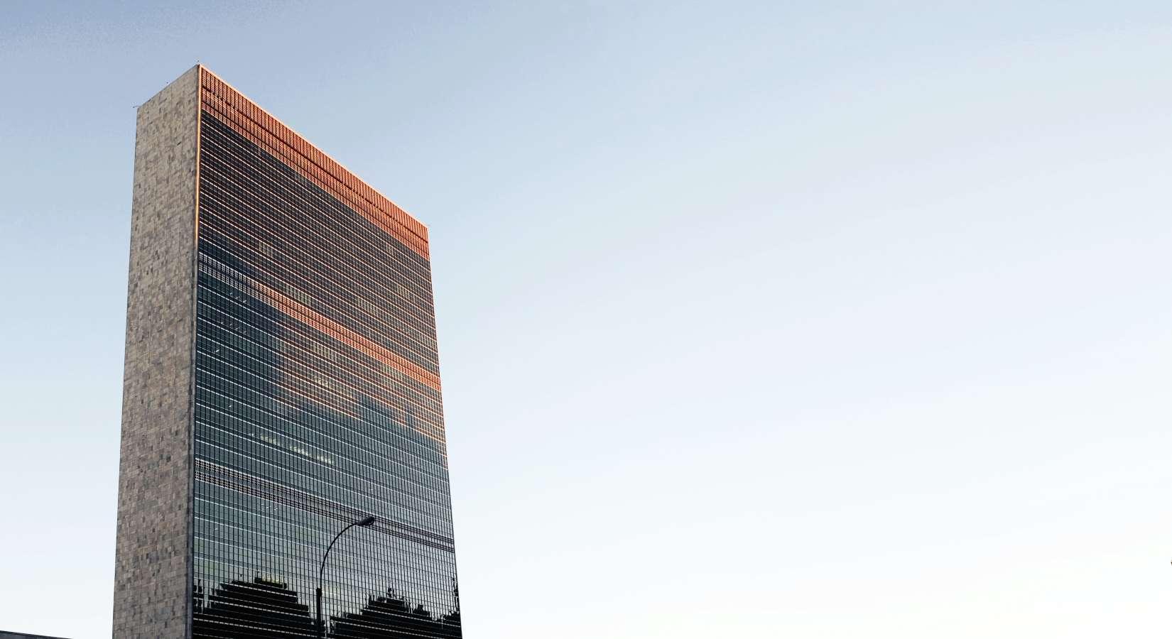 FNs hovedkvarter, New York, USA