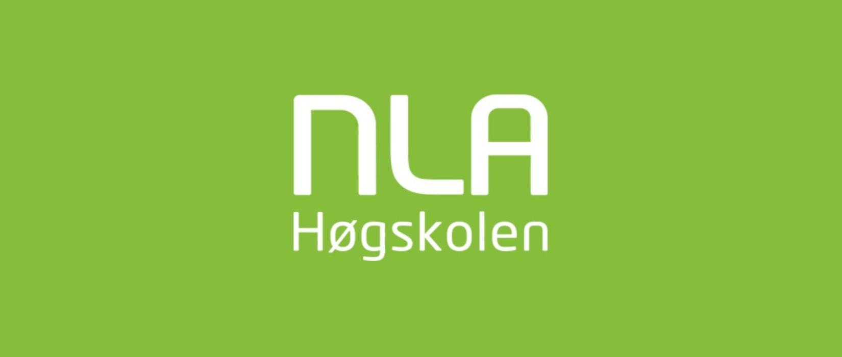 Foto: NLA Høgskolen - logo