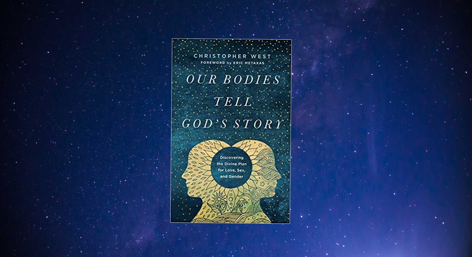 Foto: Bokomslag - Our bodies tell God's story