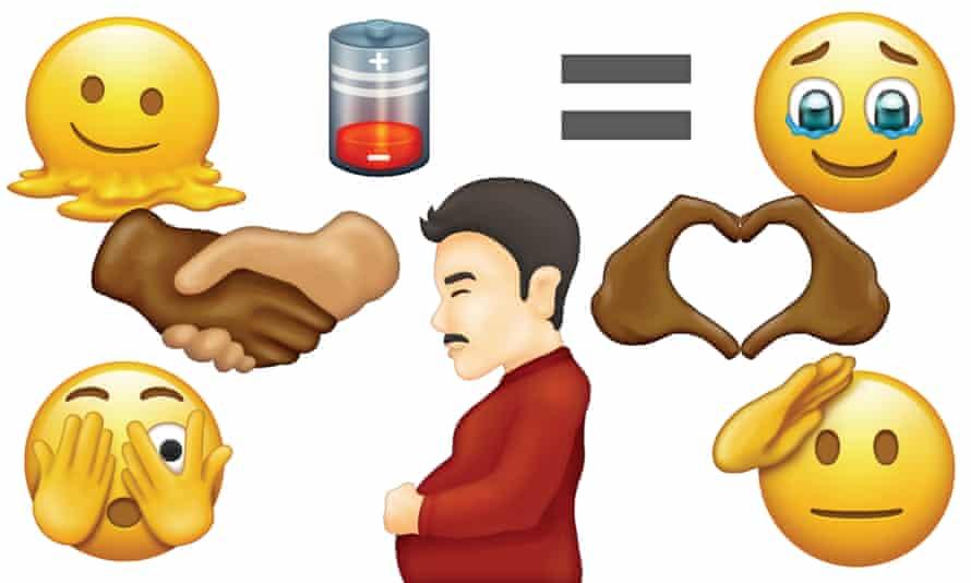 Foto: Illustrasjon - Emojies