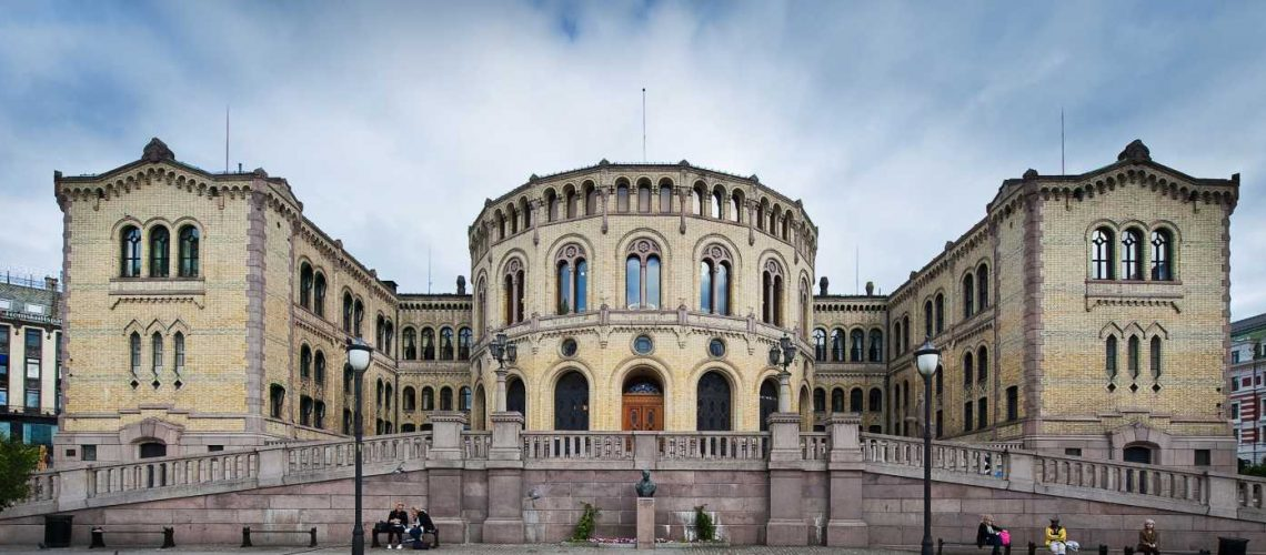 Stortinget, Oslo